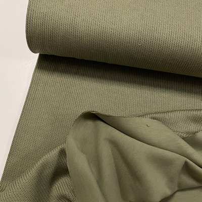 Fabrilogy - Organic Knitwear (Interlock)- sage €17,50 p/m GOTS