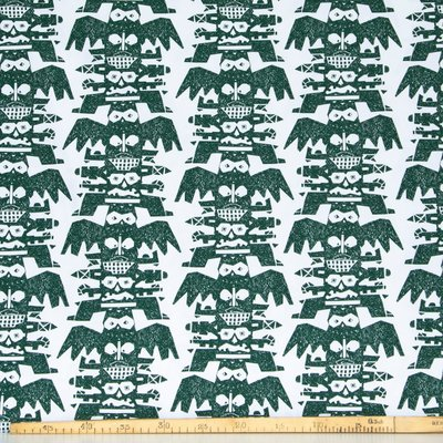Mereen - Totem Green €24,90 p/m jersey (organic)