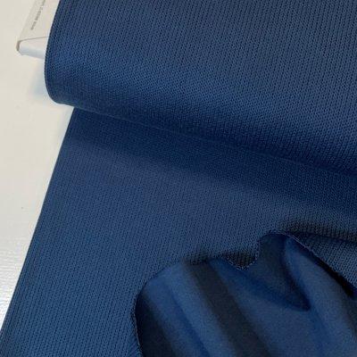 Fabrilogy - Organic Knitwear (Interlock)- indigo €17,50 p/m GOTS