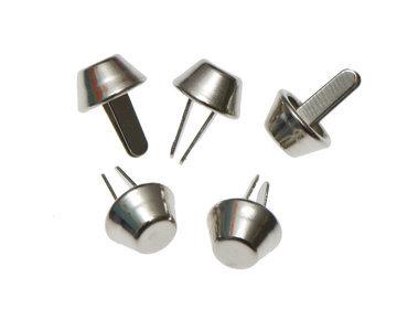 Zilver metalen tasvoetjes