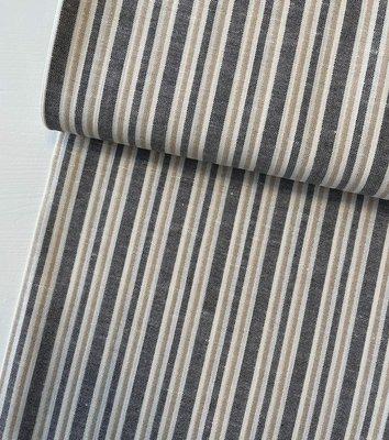 Bittoun - Sand Striped LINNEN VISCOSE €26 p/m