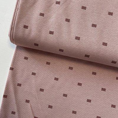 Bittoun - Soft pink lurex JACQUARD €25 p/m