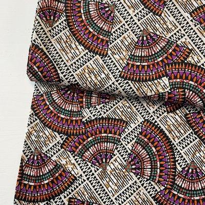 Bittoun La Maison Victor - African vibes SOFT KATOEN €29,90 p/m