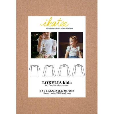 Ikatee - LOBELIA kids shirt - 3y-12y