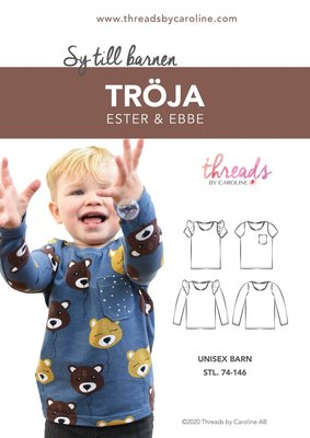 Threads by Caroline ESTHER & EBBE mt74-146 €15