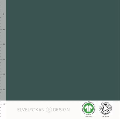 Elvelyckan  - Evergreen BOORDSTOF €19 p/m (GOTS)
