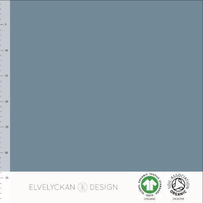 Elvelyckan  - Blue BOORDSTOF €19 p/m (GOTS)