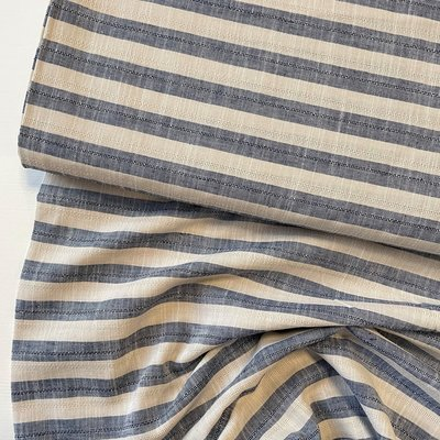 Bittoun stripes - COTTON-LINNEN €22,50 p/m