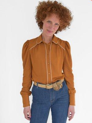 Bel'Etoile & Sew it curly - Harriet Blouse mt 32-52