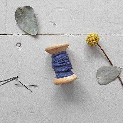 Atelier Brunette - Cobalt paspelband 2mm