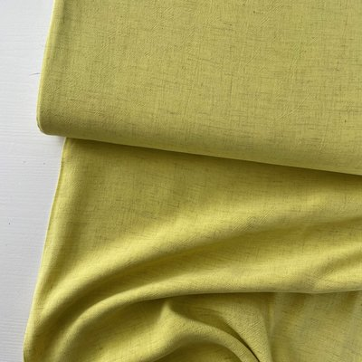 Verhees VISCOSE-LINNEN LEMON melange €11,5 p/m