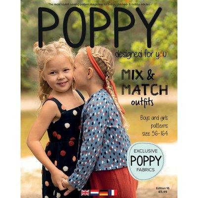 Poppy -  Magazine NR.16 €5,99 p/s
