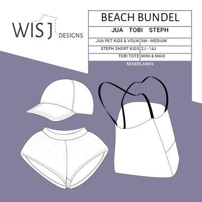 WISJ - Beach Bundel €12