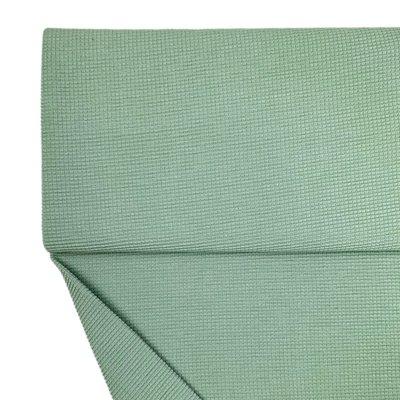 Lillestoff - Misty Green SOFT WAFFLE COTTON €20 p/m GOTS