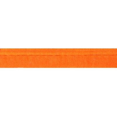 Neon oranje 952 - ELASTISCH PASPEL 3mm