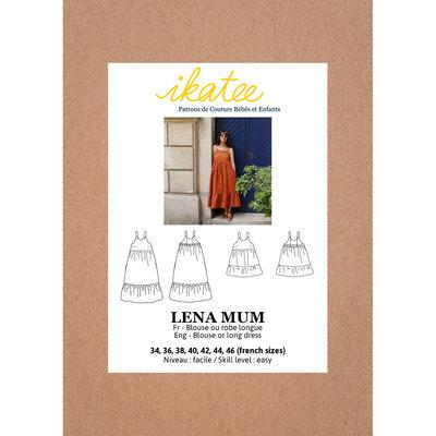 Ikatee - LENA Mum - blouse & jurk - 34/46