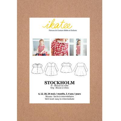 Ikatee - STOCKHOLM 6 maanden/ 4 jaar €16 p/s