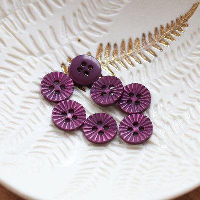 Lise Tailor -  Paquerette 12mm - Violet