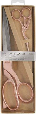 Milward Schaar Gift set Rose Gold - €21,95 per stuk
