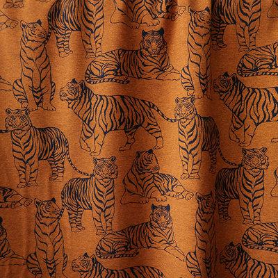 Mieli Design - Viiru rusty oker JERSEY €25,50 p/m (organic)
