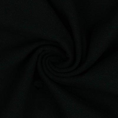 Verhees Solid jersey BLACK - €11,90 p/m GOTS