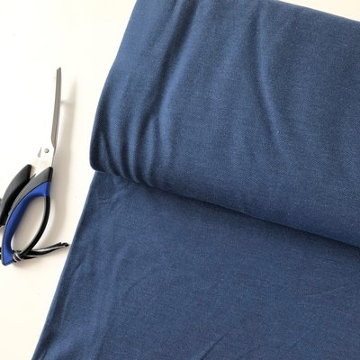 Polytex Organics - Blue jeans jersey  (GOTS) €16
