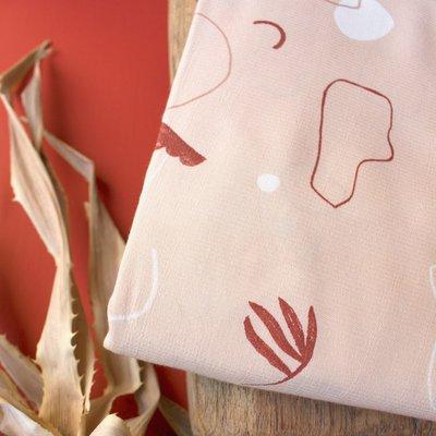 Atelier Brunette - Sandstorm Blush Kelsey viscose  (ECOVERO) €19,90 p/m
