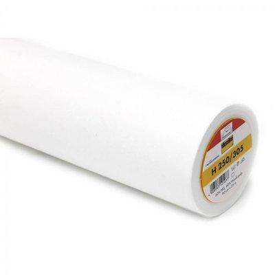 Vlieseline H250 plakbaar wit 90cm €5,40 p/m