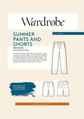 Wardrobe by Me - Summer pants en short MEN €16,50