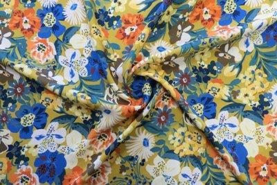 Lady McElroy -Tuscan Blooms viscose Twist Rickardi € 19,90 p/m