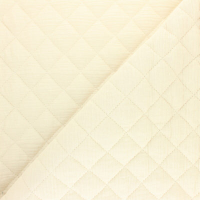 ECRU Quilted Double Gauze €26,90 p/m