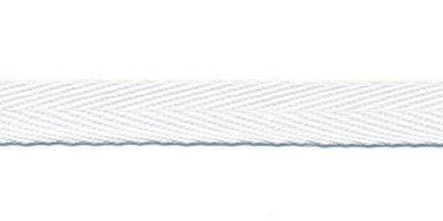 Keperband off white 10mm