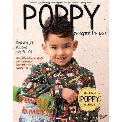 Poppy -  Magazine NR.17 €5,99 p/s
