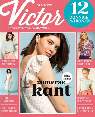 La Maison Victor -  Magazine juli/augustus 9,95 p/s