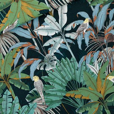 See you at six - Jungle Green Gables KATOEN CANVAS €20 p/m