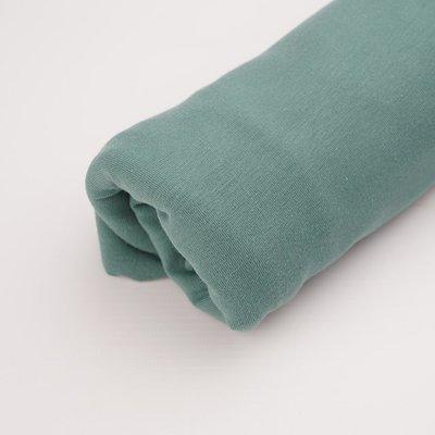 Stoffonkel Boordstof Dust green 150 cm