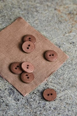 mind the MAKER 18mm OLD ROSE CURB COTTON €1,60 p/s