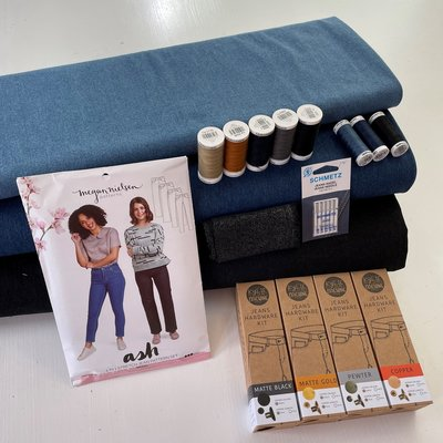 Sew All In - Ash jeans