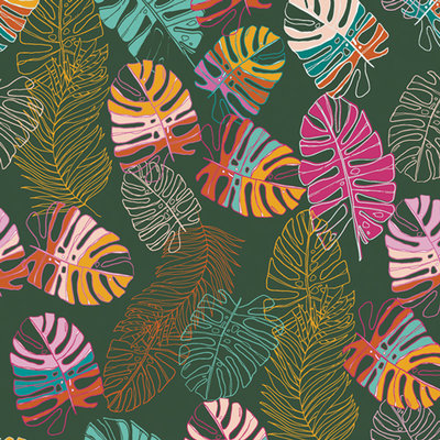 Art Gallery Fabrics - Maara leafs €18 p/m