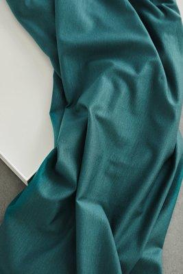 meetMilk - Stretch Jersey - EMERALD met TENCEL™ Lyocell vezels €21,50 p/m