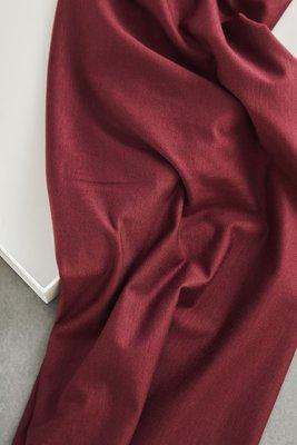 meetMilk - Stretch Jersey - Maroon met TENCEL™ Lyocell vezels €21,50 p/m