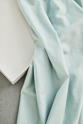COUPON 75cm meetMilk - Stretch Jersey - BLUE MIST  met TENCEL™ Lyocell vezels €21,50 p/m