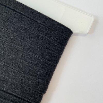 Beugelband Zwart 12mm  €1,30 p/m