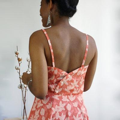 Les Lubies de Cadia - Plumeria Dress - 34/50
