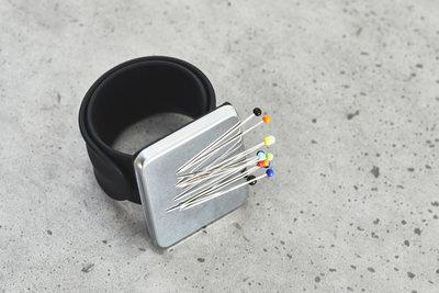 SEWPLY - Armband siliconen ZWART