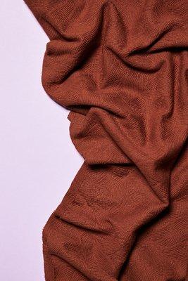 COUPON 90cm mindtheMAKER - Organic leaf JACQUARD Sienna €25,90 p/m
