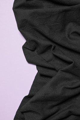 mindtheMAKER - Organic leaf JACQUARD Black €25,90 p/m