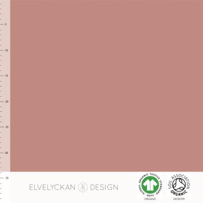 Elvelyckan  - Blush Pink 051 RIBBED KNIT €19 p/m
