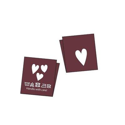 Elvelyckan  - Combipack Hearts Wine LABELS €4 p/m