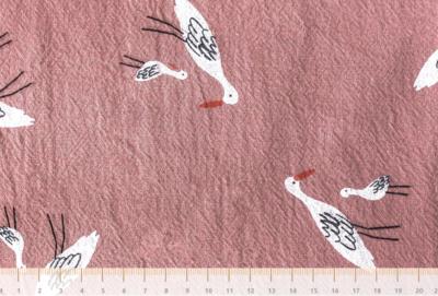 Katia - Rustic cotton  Salinas  birds € 12,- p/m